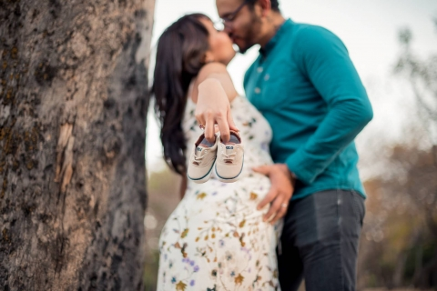 Maternity Session México Photographer